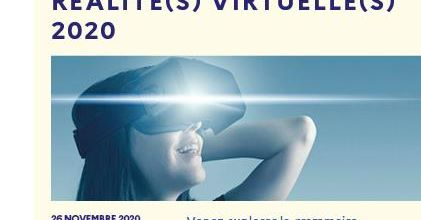 Journée d'étude sur Le(s) Réalité(s) Virtuelle(s)