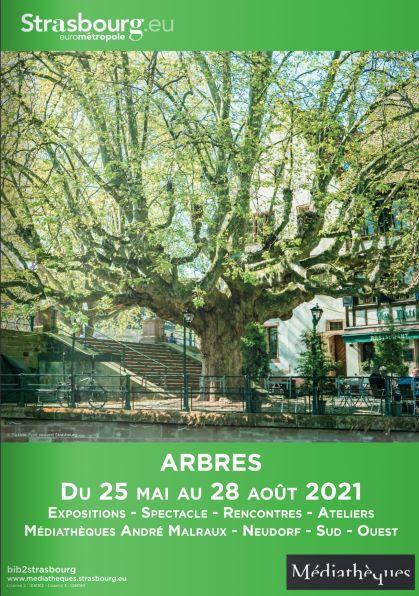 Arbres-Mondes : sortie du livre numérique et exposition à Strasbourg