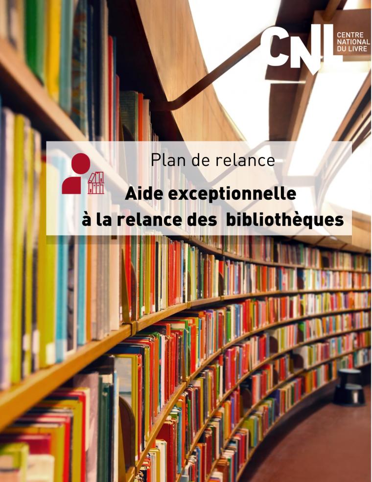 Aide exceptionnelle à la relance des bibliothèques