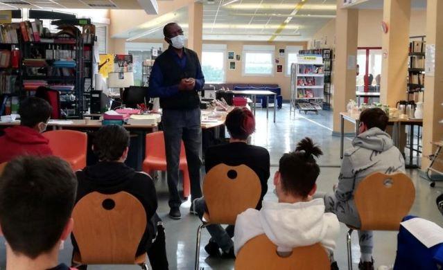 Auteurs en lycées 2021 : la nouvelle programmation