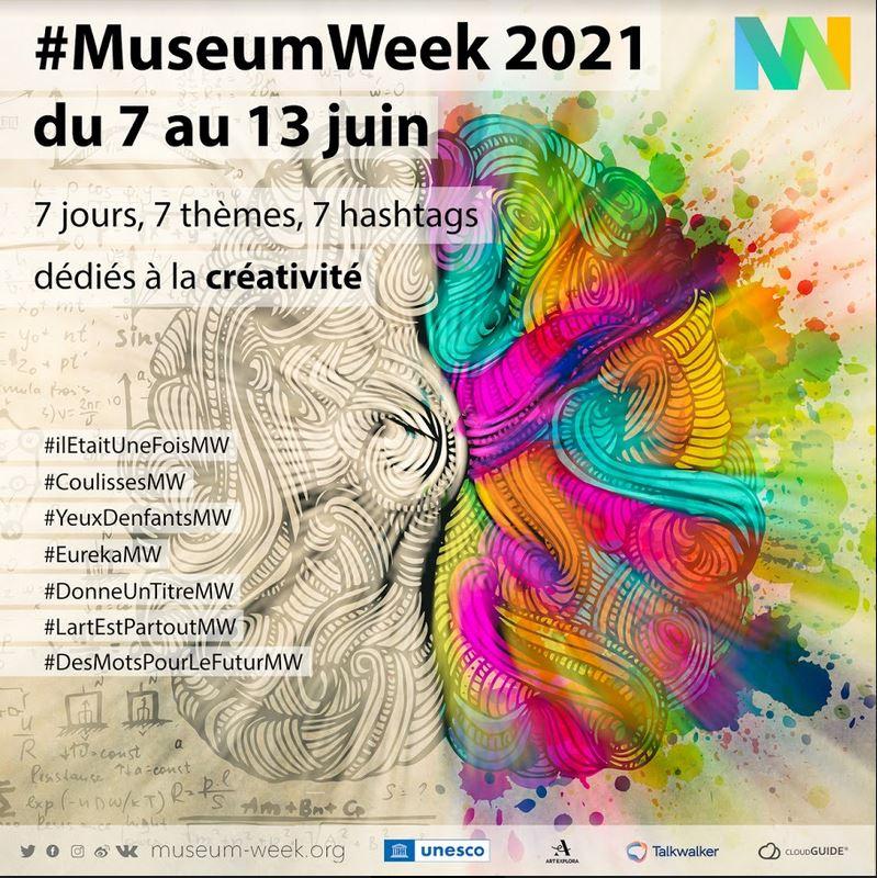 La MuseumWeek débute !