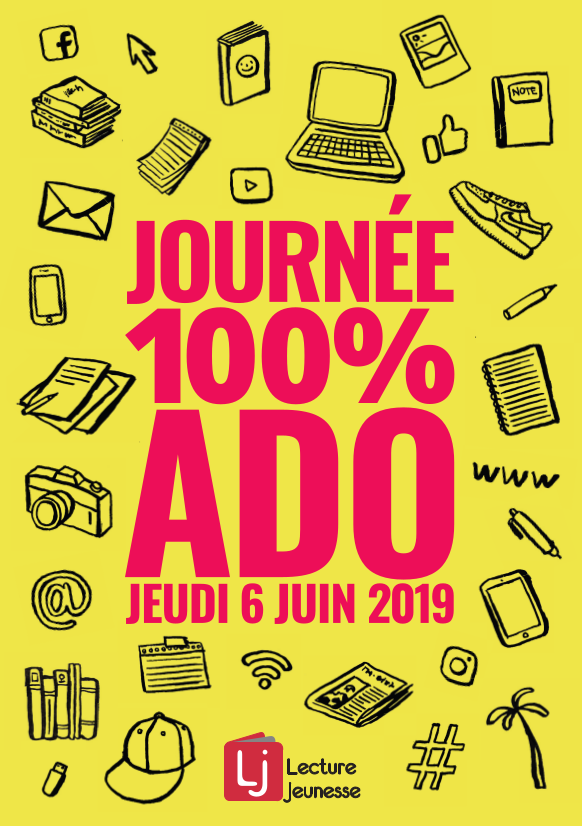 Journée 100% ado :  Lire, écrire, créer avec des ados 3.0