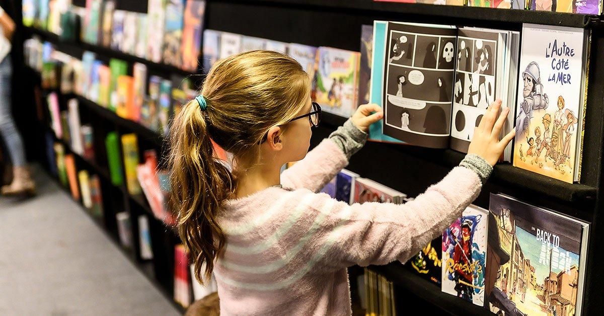 Montreuil : Salon du livre et de la presse jeunesse du 2 au 7 décembre !