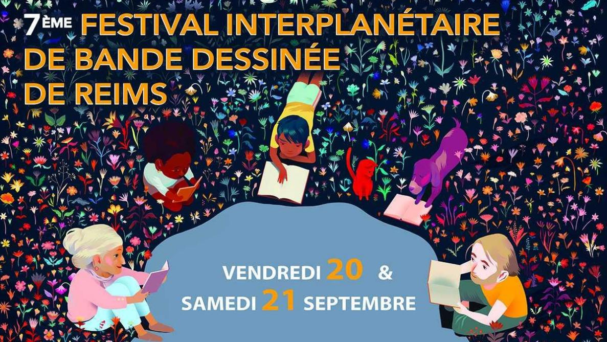 Festival interplanétaire de Bande Dessinée
