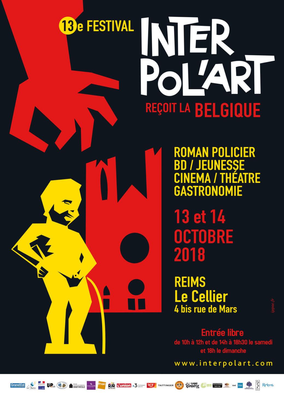 Interpol'art reçoit la Belgique