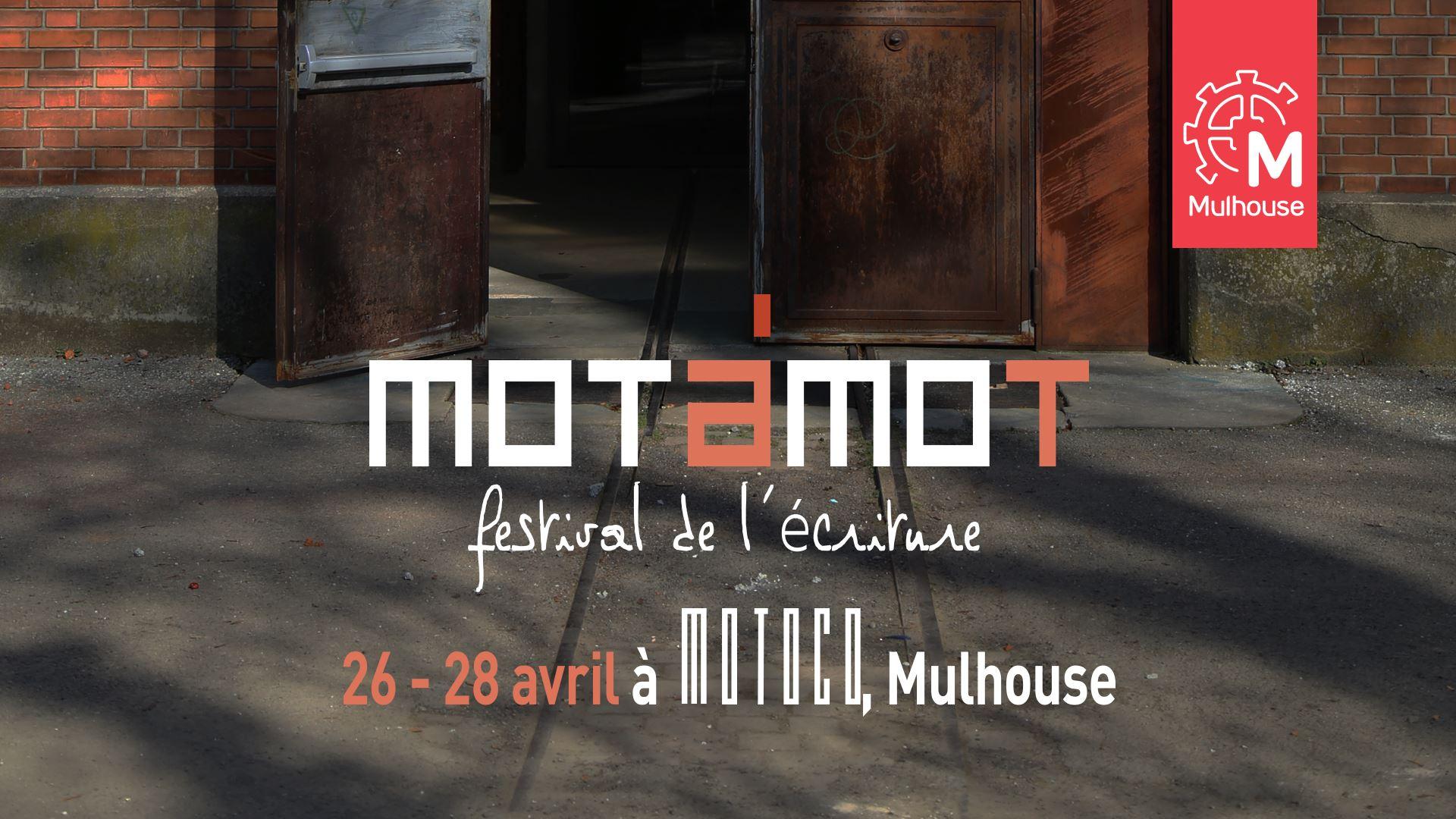 Motàmot, Festival de l'écriture