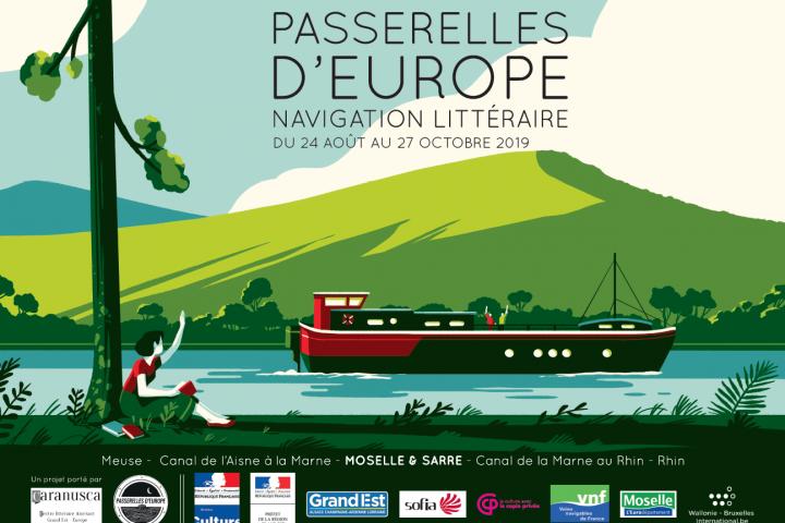 Passerelles d'Europe – Navigation littéraire