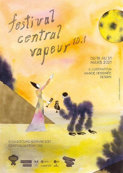 11e Festival Central Vapeur