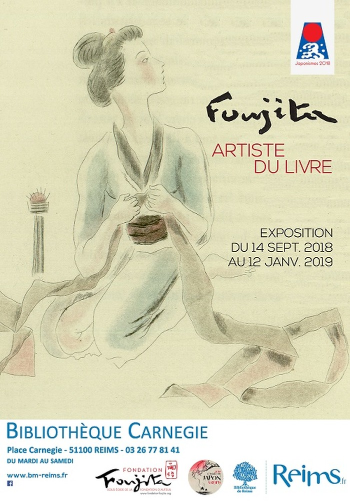 Foujita, artiste du livre