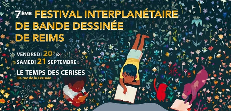 Festival interplanétaire de la BD