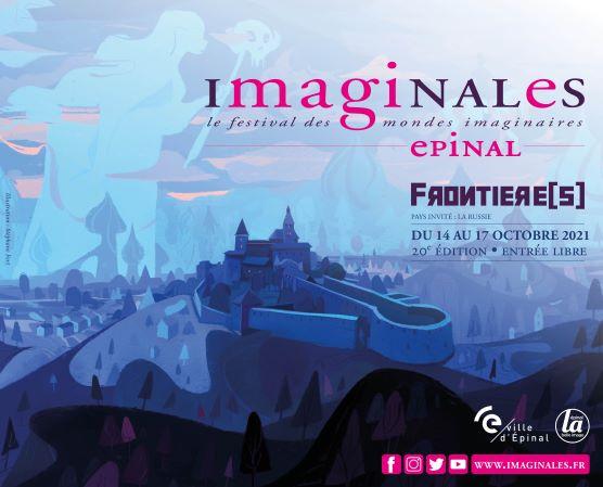 20e Les Imaginales - Epinal