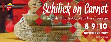 Schilick on Carnet : illustration et livre jeunesse 2019