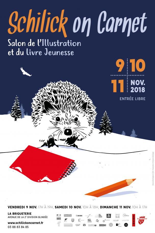 7e salon de l'illustration et du livre jeunesse