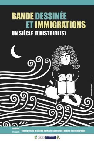 Bande dessinée et immigrations : un siècle d'histoire(s)