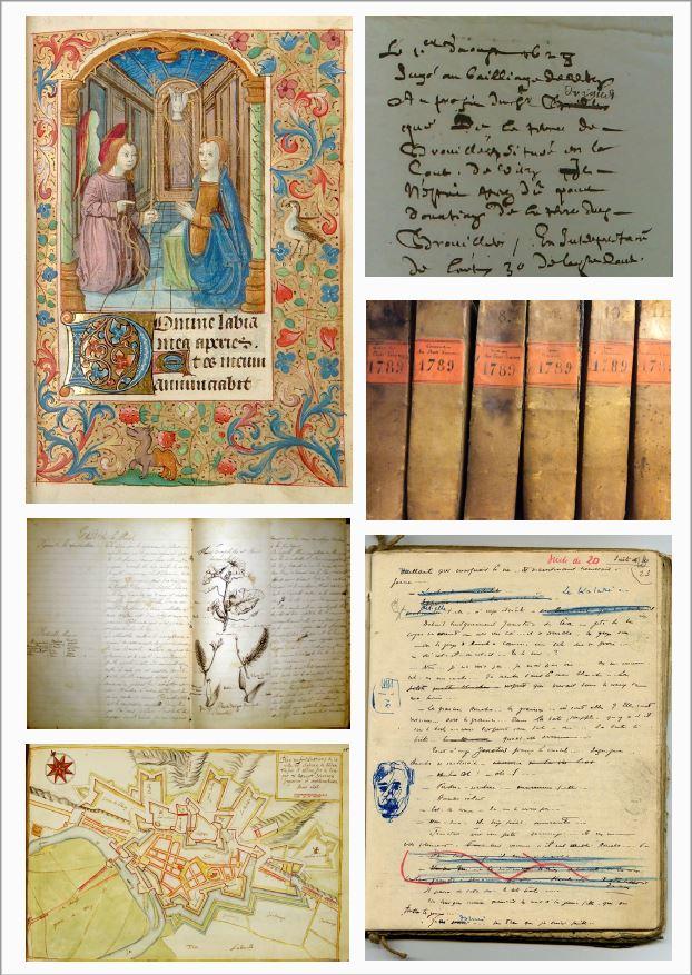 La mise à jour du catalogue général des manuscrits en Champagne-Ardenne