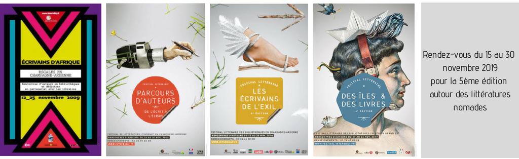Festival littéraire, 5ème édition