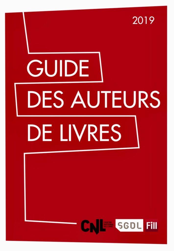 Guide des auteurs de livres 2019