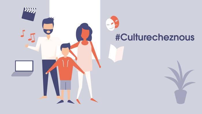 Signalez vos ressources sur #CultureChezNous !
