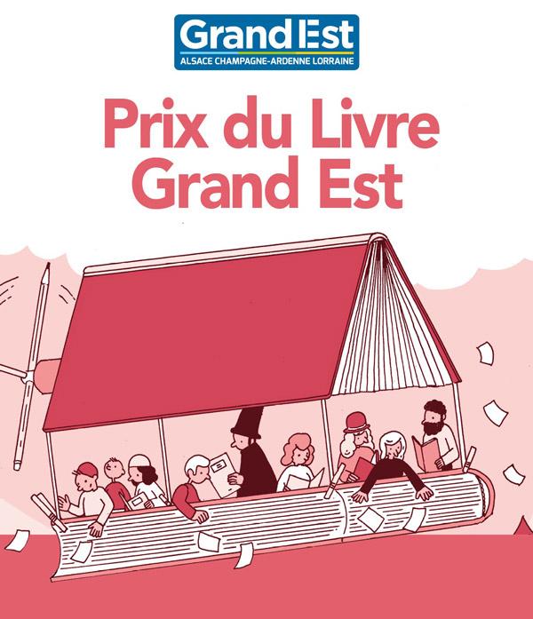 2e Prix du livre Grand Est