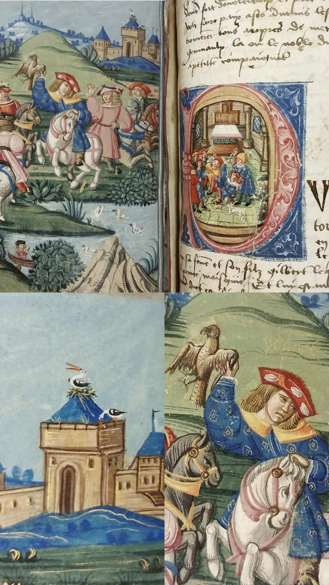 Une saga familiale sanguinaire au temps de Charles Martel et de Pépin le Bref