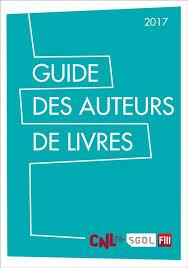 Guide des auteurs de livres